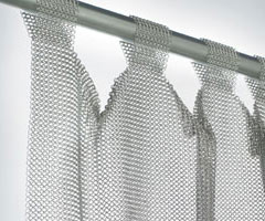 chainmail curtains uk tap top