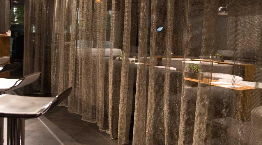 Varia Textiles Flame Retardant Fabrics Curtain Poles